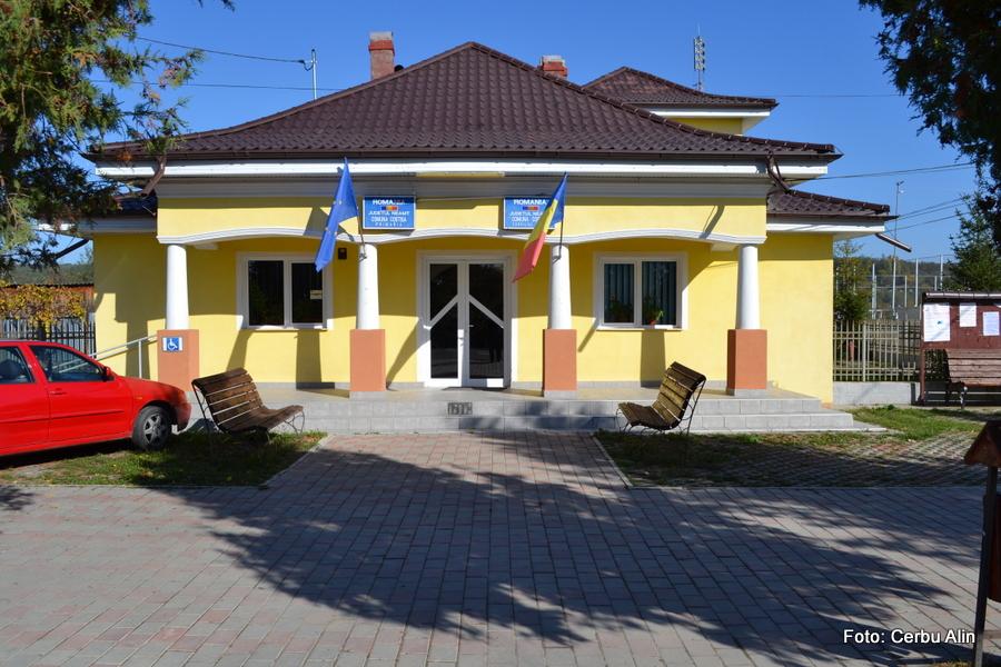 Sediul Primariei Comunei Costisa